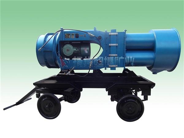 超博矿业分享湿式雷竞技官网风机的开机检查程序